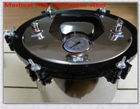 8KG beauty stainless steel cooker - Medical and beauty services Pressure cooker xfs stainless steel portable autoclave