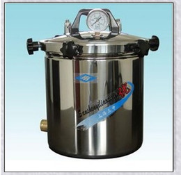 Wholesale 18Liters XFS a stainless steel portable autoclave sterilizer sterilization Pressure cooker high quality