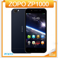 35Phone 5.0 Android ZP1000 original ZOPO ZP1000 cell phone MTK6592 Octa Core 1G+16G 1280*720P 5MP+14MP camera GPS WiFi OTG ZP1000 dual sim