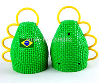 vuvuzela horn - 2014 Brazil World Cup fans horn Caxirola new vuvuzela official football games cheering props