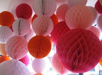 Wholesale cm inches Chinese round paper lantern wedding lantern festival decoration