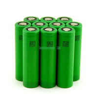 Wholesale Sony battery li ion battery vapoizer vape battery vapor battery Sony US18650 VTC3 VTC4 VTC5 mah mah mah V A battery