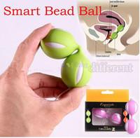 Wholesale Kegel Exercise Smart Bead Ball Virgin Trainer Geisha Ball Love