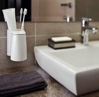 Yes Multi Resin 5pcs lot bathroom accessories tooth brush holder innovative items Toothbrush holder BK0753