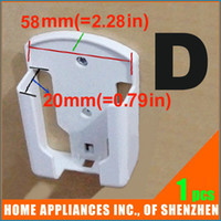 ALL KINDS air conditioner holder - pc TV DVD Air Conditioner Wall Mount Remote Control Holder Wall Mounted mm mm in in