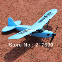 Airplanes Electric 2 Channel 2 Channel RC Plane Radio Control Electric Glider Airplane Sailplane EPP Model Toy Gift UFO Juguetes unique toys Free Shipping