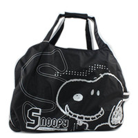 Wholesale Counter genuine Snoopy Snoopy unisex trolley luggage S3008