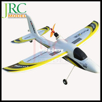 Airplanes Electric 2 Channel Remote Control toys ES9902 EasySky Sport Glider Brushless 2.4G 4ch Electric RC Model Ready to Fly