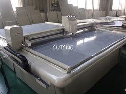 Wholesale Advertising corrugated honeycomb board cnc sample cutting table
