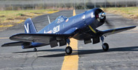 airplane c - F4U EPO mm KIT r c airplane Electric servo less retract landing gear