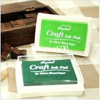 Wholesale Korea Stationery Cute Stamp Ink Diy Multicolour Ink For Flash Stamp