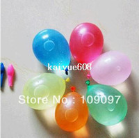 Multicolor inflatable water balloon - Latex Thickened Increase Apple Ball Quintain Ball Filled With Water Toys Inflatable Water Balloon