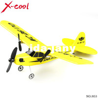 Airplanes Electric 2 Channel Free shipping Sea gull RTF 2CH HL803 rc airplane EPP material rc glider radio control airplane model airplane,drop shipping