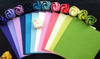 al por mayor rosa del arte del arte-DIY arrugó / el papel de Crepe para el kawasaki del origami de los artes aumentó - 15 x 15cm 1500pcs / lot LA0103 liberan el envío