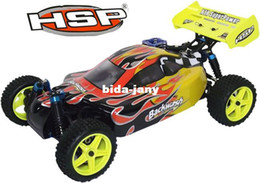 Wholesale HSP BAJA WARHEAD NITRO WD SPEED RC CAR with G radio control hot selling