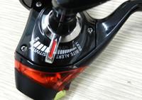 Yes Front Drag Spinning Reel Spinning Free shipping lure fishing spinning reel Original Catking E-eye series metal spin reel 6 bearing 4000 series capacity