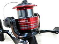 Yes Front Drag Spinning Reel Spinning Free shipping quality product front drag Catking E-eye series fishing spinning reel metal 4000 series