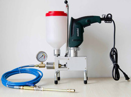 Wholesale BUY SELL GROUTING MACHINE Xboss POLYURETHANE INJECTION PUMP Efficient for house crack repair PU Epoxy inject