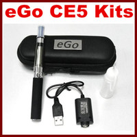 Ego CE5 Electronic Cigarette kit with leather carrying case ...