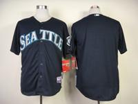 Free Shipping #blank no name Blue 2014 Baseball Cool Base Je...