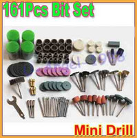 Wholesale Accessories Kit Bit Set Suit Mini Drill Rotary Tool amp Fit Dremel Tools for Engraving Pen Air DIY kit