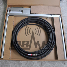 Wholesale FM Broadcast radio Dipole Antenna MHz max W m feeder line cable L16