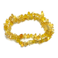 "Bead Caps 27Z0090 Marquise Shape Natural loose Citrine chip beads Rock for diy fashion stone jewelry ; rock stone beads 5~8MM 36"" 2Strands lot"