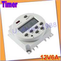 Wholesale New V A Time LCD Digital Power Programmable Timer AC Relay Switch