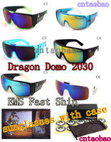 Wholesale MOQ Newest brand Dragon Domo sunglasses with Original Package sport Sunglasses men Fashion sun glasses Factory Price AAA quaity