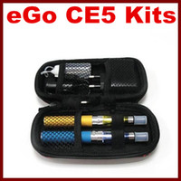 Hotselling Ego CE5 Electronic Cigarette kits with carry case...