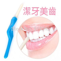 Whitening Pen Teeth Whitening Yes Free shipping: Whiten Teeth Tooth Dental Peeling Stick + 25 Pcs Eraser wholesale