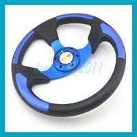 1pc New Arrival Blue Carbon Fiber Wheels Imitative Racing Sp...