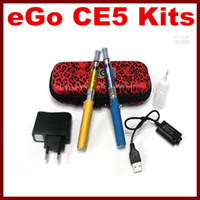 Fashion Ego CE5 Electronic Cigarette kits with colorful case...