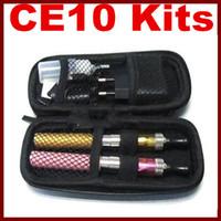 Two CE10 Kit Electronic Cigarette Kits Two CE10 E- cigarette ...