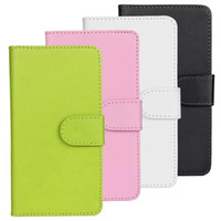 PingW Stand Wallet PU Leather Case Cover with 2 card slot 1 ...