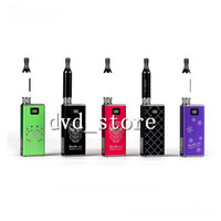 2600mah   Innokin Original Itaste MVP 2.0 Shine Edition Express kit 2600mah battery Variable Voltage adapter iclear 16B Dual Clearomizer DHL Shipping