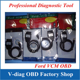 Wholesale Ford VCM OBD Newest Ford VCM OBD Diagnostic Tools cable ford vcm vehicles Automatic ECU scan with Better quality