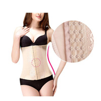 Wholesale S5Q Waist Belly Tummy Slimming Body Belt Shapewear Corset Cincher Trimmer Girdle AAADBZ