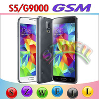 Wholesale Quad Band S5 I9600 Cell Phone With Inch Resisitive Screen Dual Sim Cards Standby Single Camera GSM Unlocked Phone NMD12611