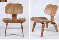 Wholesale Eames LCW Chair bending wood simple fashion euro syle chair