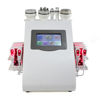 Wholesale Vacuum k Cavitation Ultrasonic Slimming RF Diode lipo COLD Laser LLLT Machine WL939S