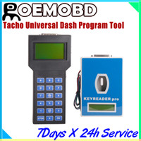 For BMW good quality - Tacho Pro PLUS UNLO Universal Dash Programmer odometer repair mileage correction Good quality amp Low price