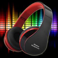 Fresco!! Wireless Stereo Bluetooth pieghevole auricolare vivavoce cuffia auricolare auricolari con microfono per iPhone Galaxy HTC V650