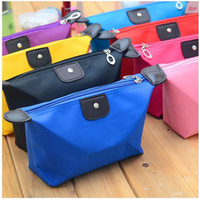 Wholesale 2014 Hot Sale Cosmetic bag South Korea s large volume waterproof makeup bag to receive bag