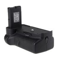 Camera Batteries camera grip - Vertical Battery Grip Holder for Nikon D3100 D3200 D3300 DSLR Camera D1096