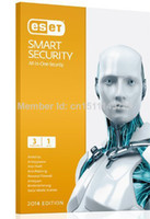 Wholesale Hot selling hours sent Eset nod32 smart security year pc user English version username password