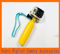 Wholesale 2013 New HD Camera gopro bobber accessories Floating Handheld MonoPod for go pro hero3