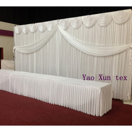 Wholesale Cheapest Price Wedding Backdrop Curtain