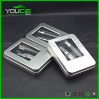 Cheap Fashion CE4 EGO KIT BLISTER PACK 1.6ml 650 mah Atomizer Electronic Cigarette EGO serise colorful battery g5 e-cig Iron Box 20pcs
