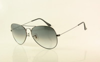 Glass Fashion Pilot Wholesale Free shipping! 2014 new sunglasses. Sunglasses UV400 sunglasses
